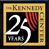 The 25th Celebration of The Kennedy Center for the Performing Arts. This hand painted Besheer Art Tile was produced for a specific occasion, and is no longer available.